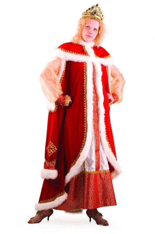 Царица костюм своими руками