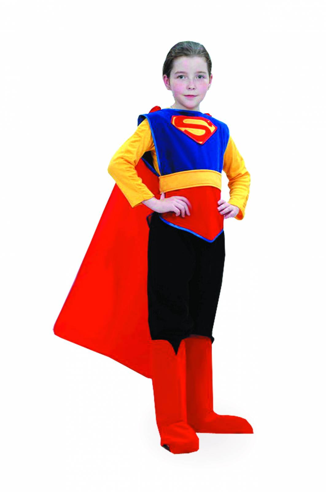 Костюм супермена своими руками для мальчика