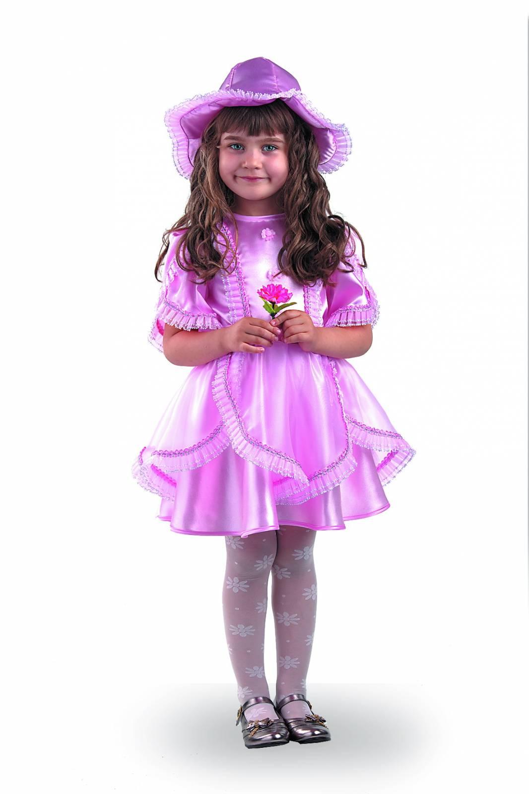 Новогодний костюм дюймовочки для девочки своими руками