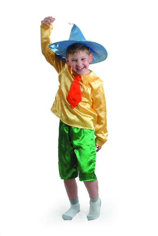 Новогодние костюмы незнайки своими руками для мальчиков
