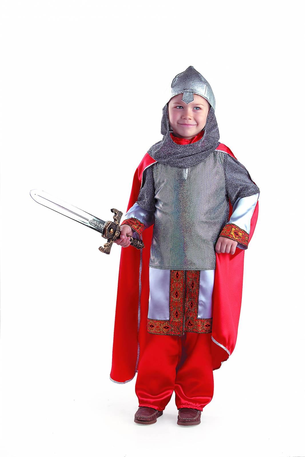 Фото костюма богатыря для мальчика своими руками