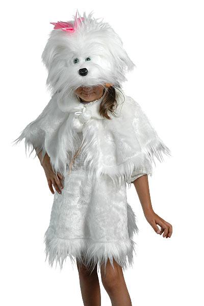 Как сделать костюм собаки на новый год